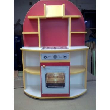 Кухня Машенька 800х400х1150