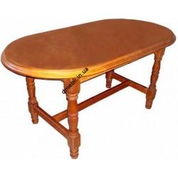 Стол обеденный раскладной 1500х750х400