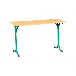 80636 Стол для столовой (покрытие - пластик) 1200х600х700