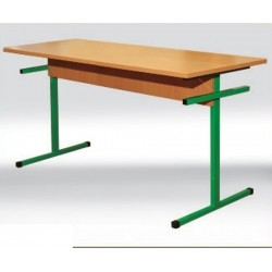 0302DM Стол для столовой 6-местный р. №6 1500х600х750