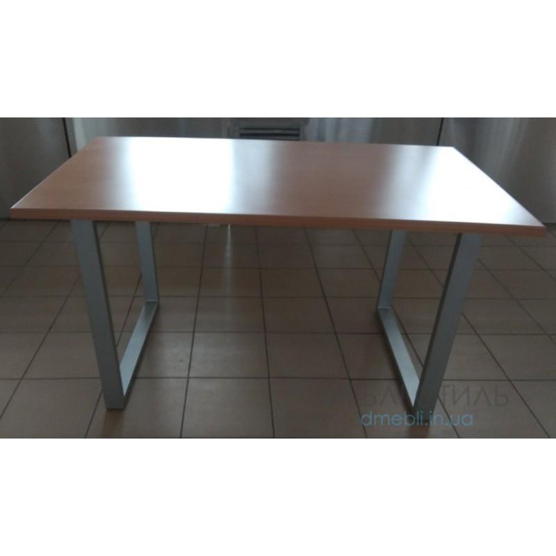 Стол для столовых 1400х700х760 мм. верзолитова столешница